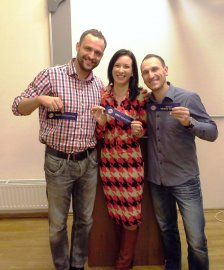 First Toastmasters of Lithuania