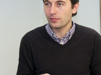 Martynas Kriaučiūnas, First Toastmasters of Lithuania