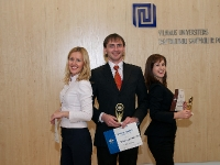 First Toastmasters of Lithuania klubo komanda